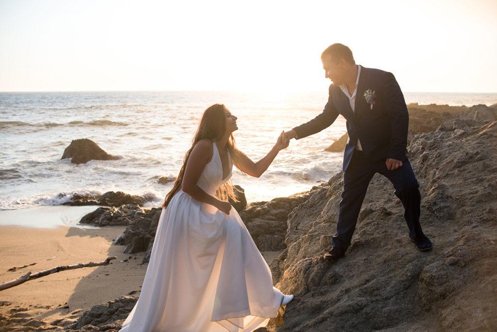 Konstantin & Margarita. Ocean breeze.