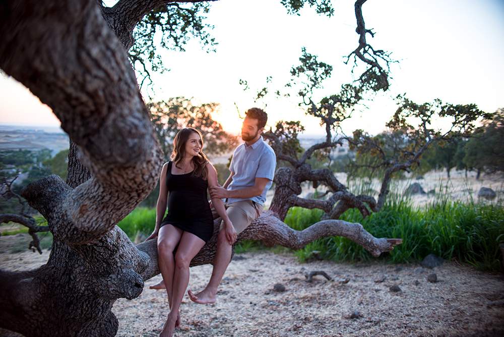 Maternity session.