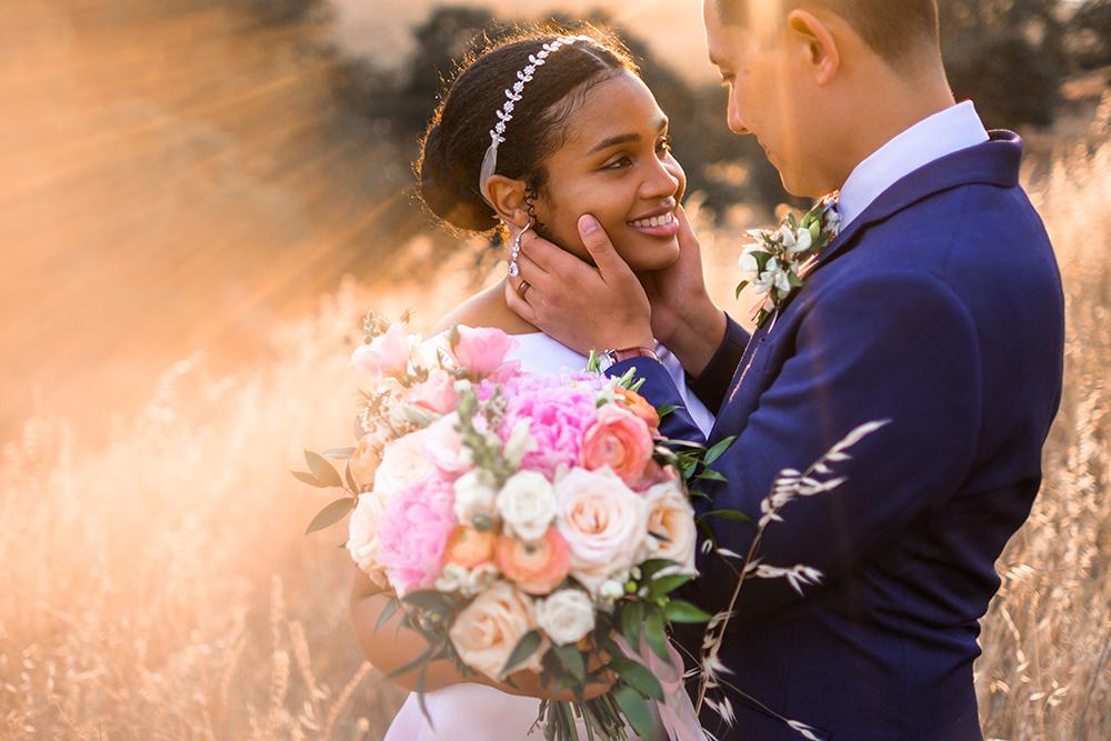 Paran and Melody. Wedding 2020.