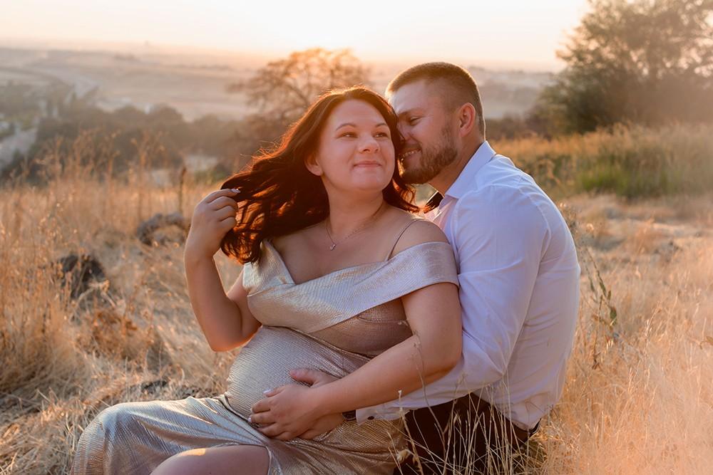 Maternity sunset.