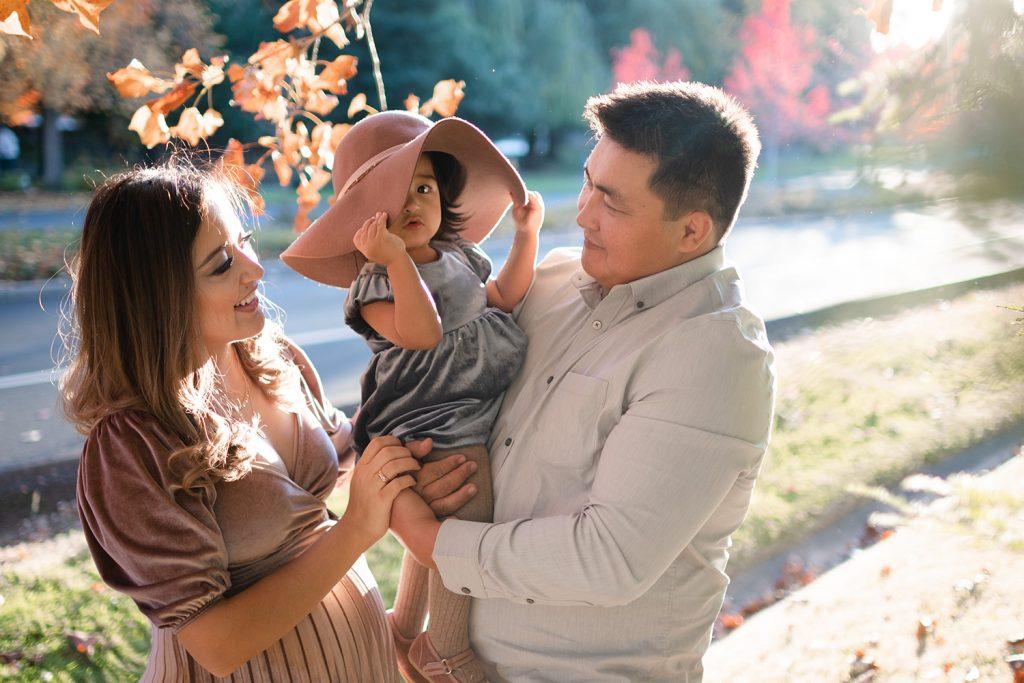 Maternity Fall Session