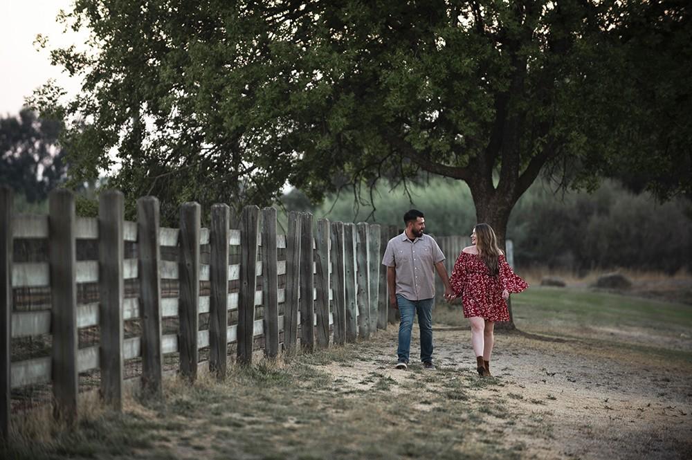 Jorge & Cheryl. Engagement.